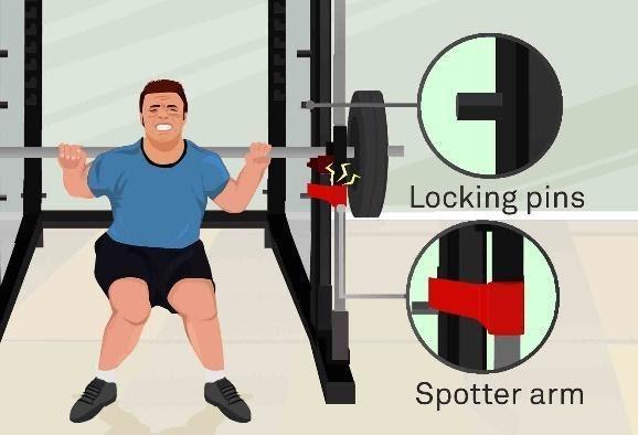 Fitness Gear Smith Machine 18