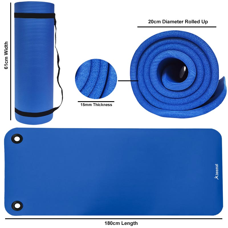 Commercial Exercise Mats 13