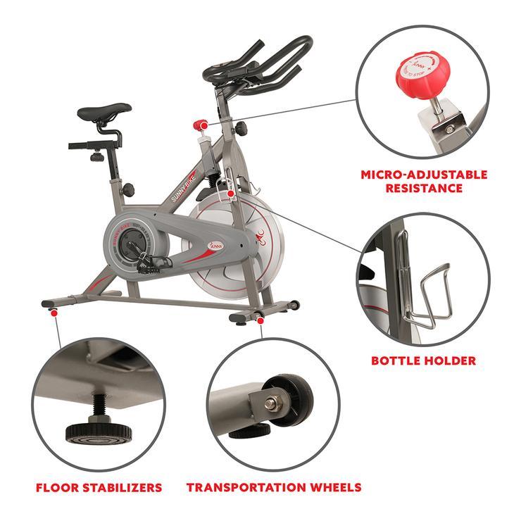 Commercial Stationary Bike 21