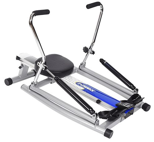 Commercial Rowing Machine 14