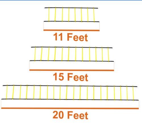 Agility Ladder Manufacturer 15