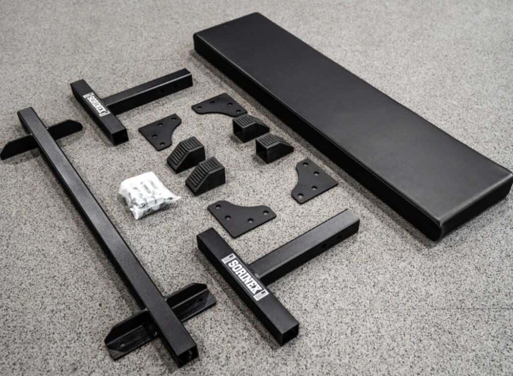 Commercial Flat Bench 11