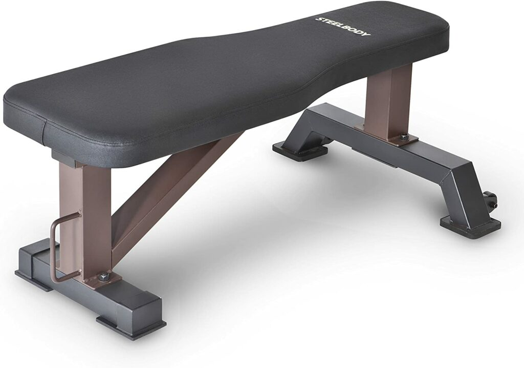 Commercial Flat Bench 17