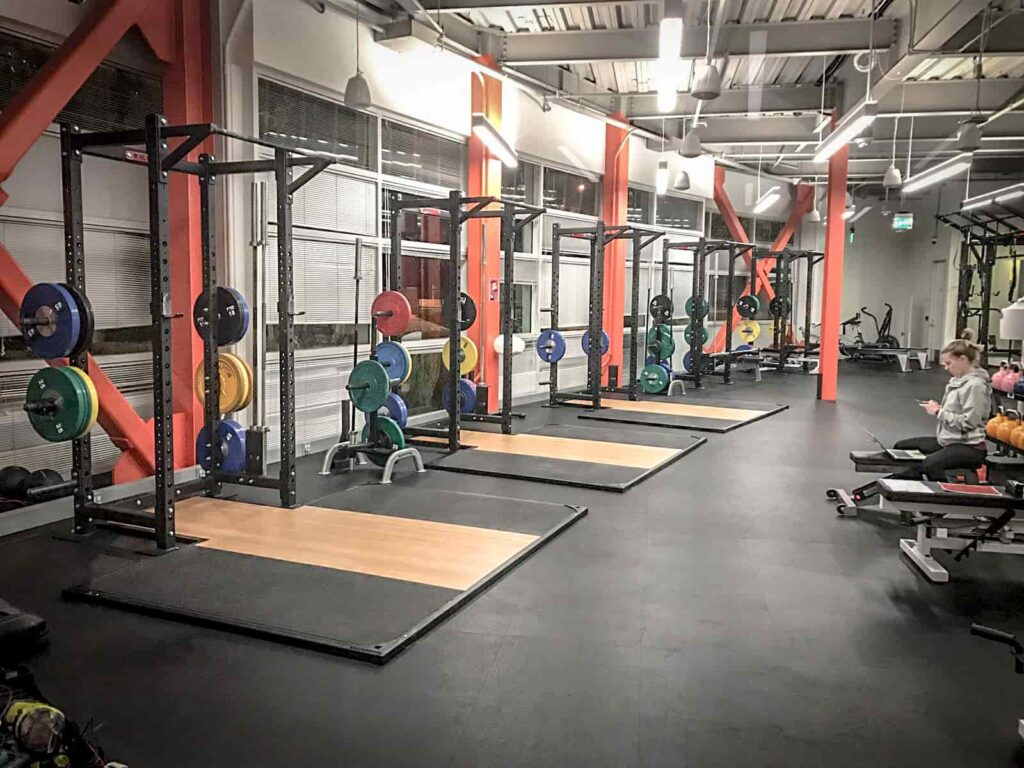 CrossFit Cage 6