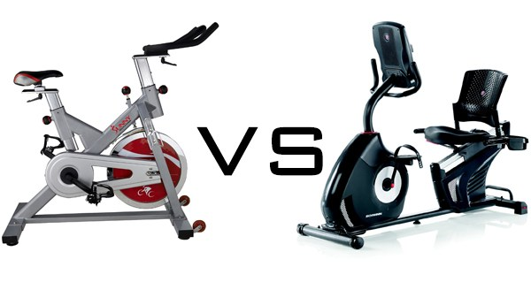 Commercial Spin Bike 21