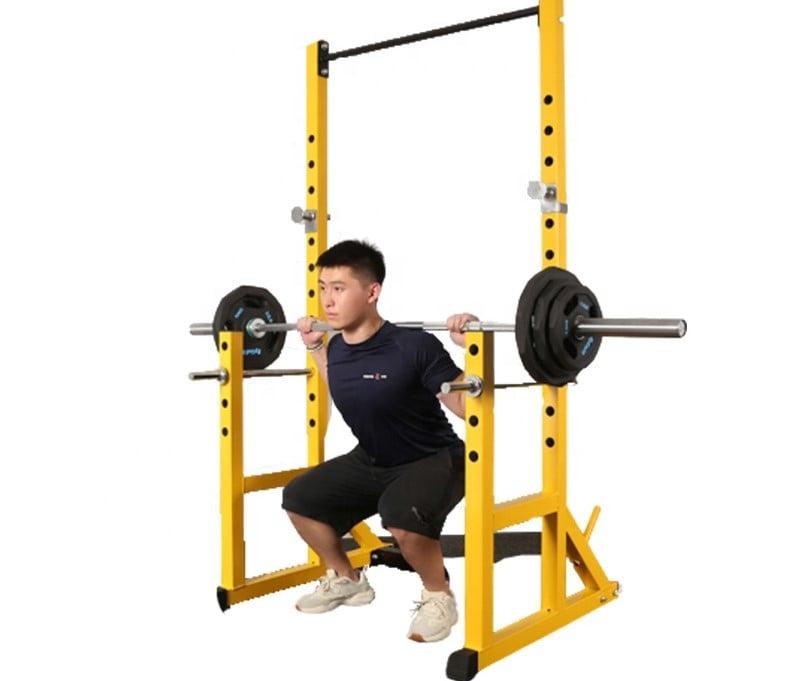 Commercial Squat Rack 15