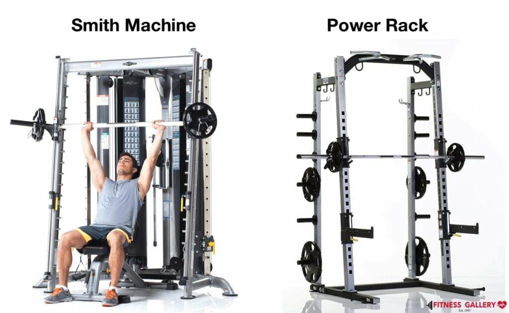 Commercial Power Rack 7