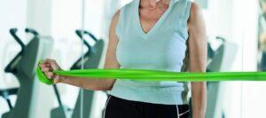 Theraband shoulder rehabilitation 3