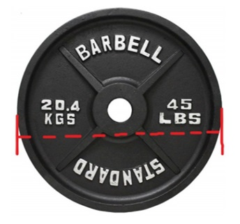 Wholesale Olympic Weights 11