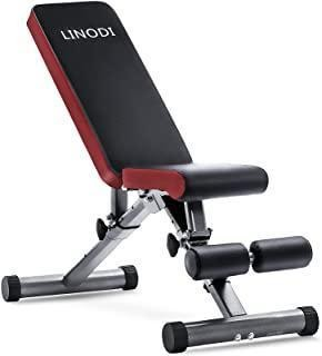 Semi Commercial Adjustable Weight Bench 6