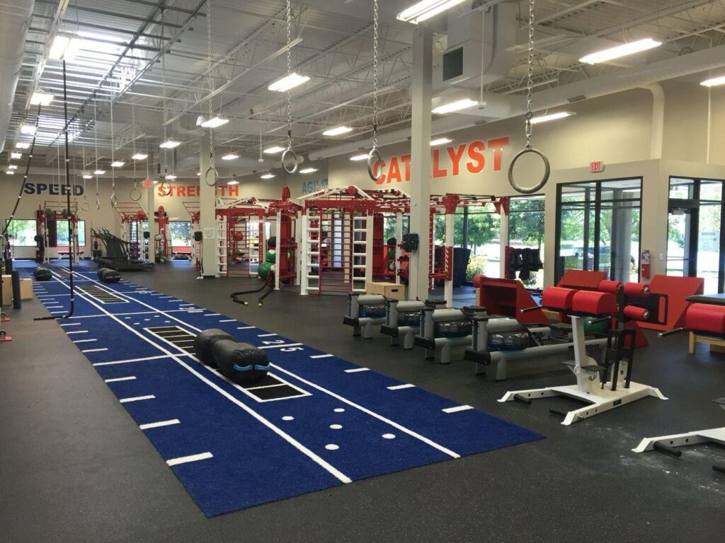 What it Takes to Create a Functional Yet Stunning Gym Layout 1