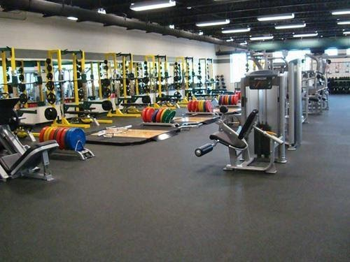 Ultimate Guide to Commercial Gym Floor Plan 9