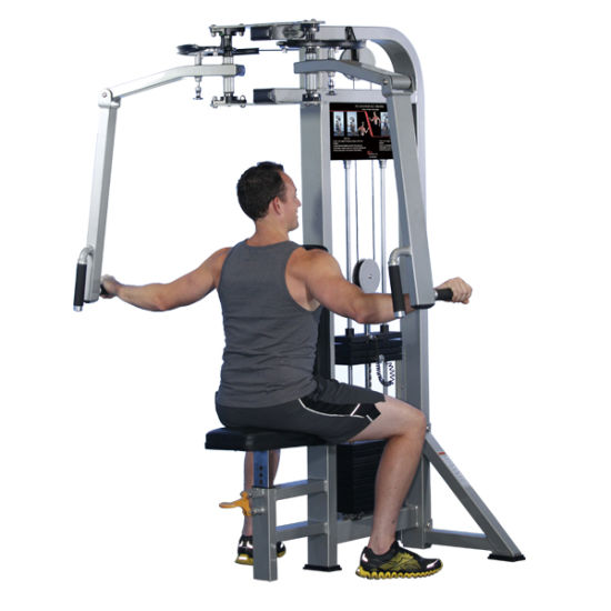 Butterfly Pectoral Machine 8