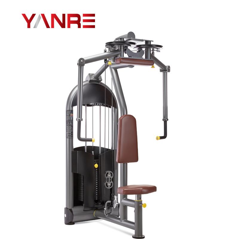 Butterfly Bench Press Machine 11