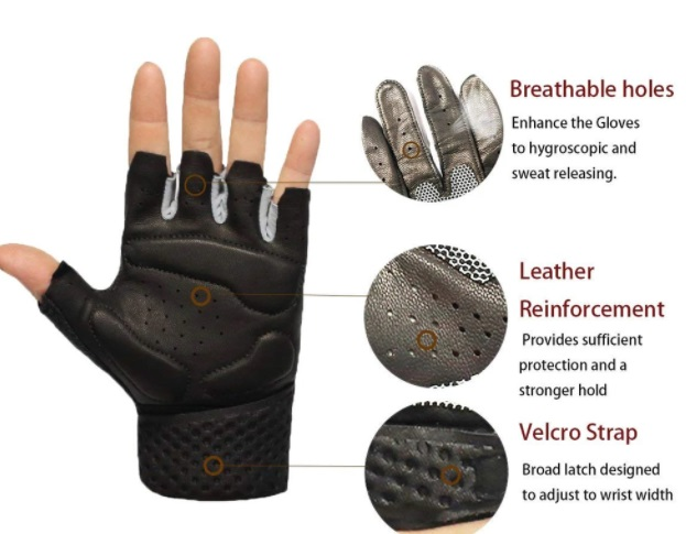 Ultimate Guide to Gym Gloves with Straps 10