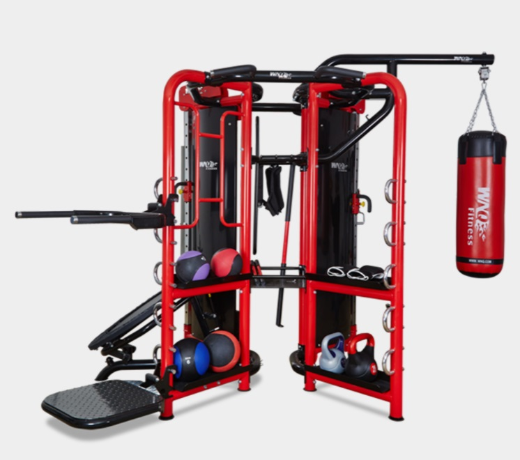 Fabricant d'appareils de fitness 24
