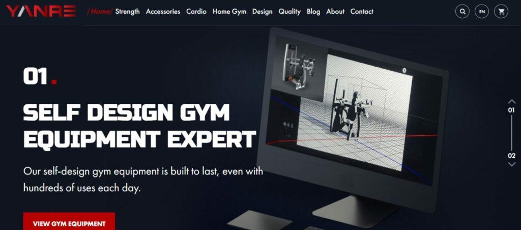 Fabricant d'appareils de fitness 25