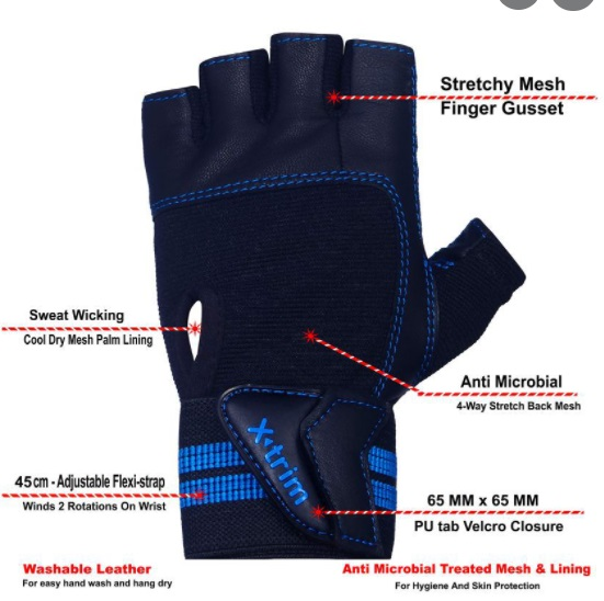 Ultimate Guide to Gym Gloves with Straps 16