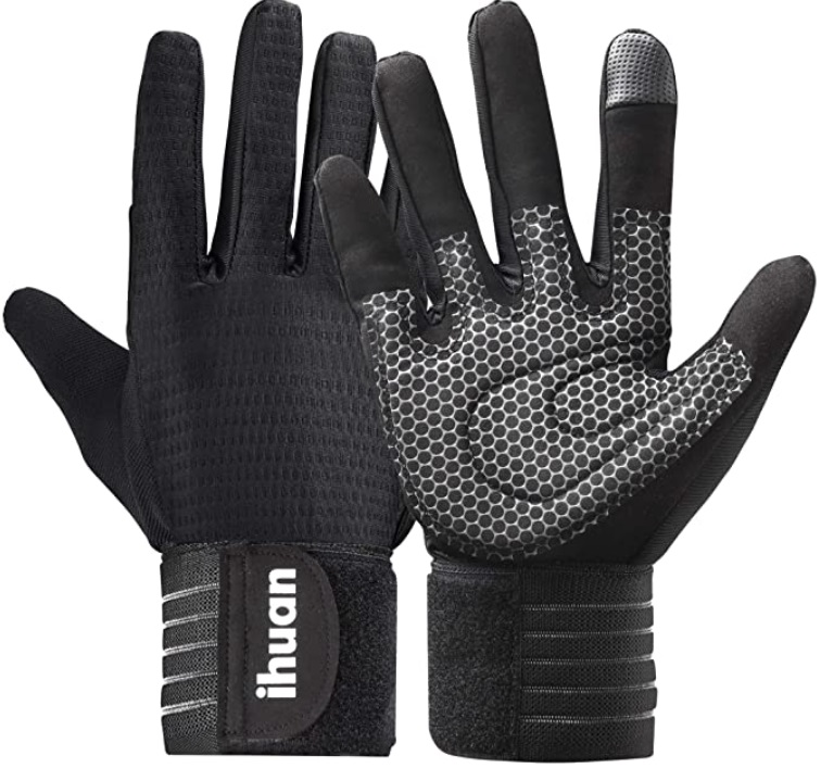 Ultimate Guide to Gym Gloves with Straps 3