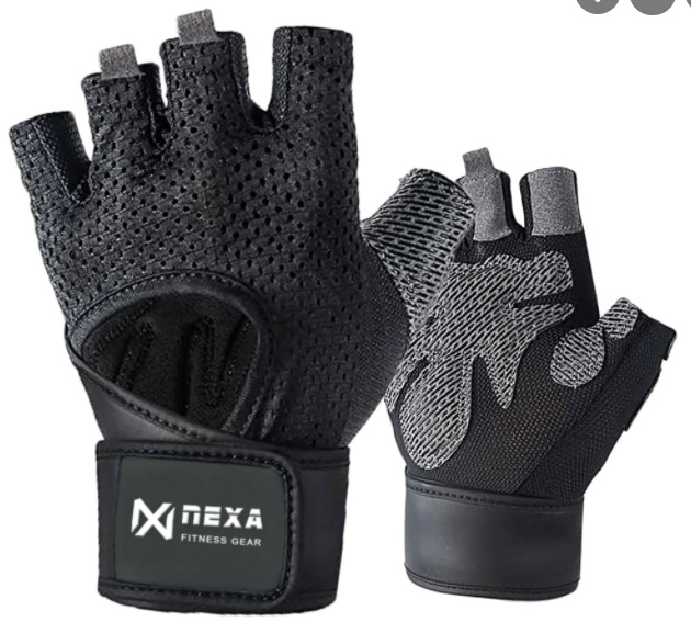 Ultimate Guide to Gym Gloves with Straps 4