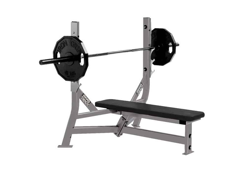 Commercial Bench Press Rack 7