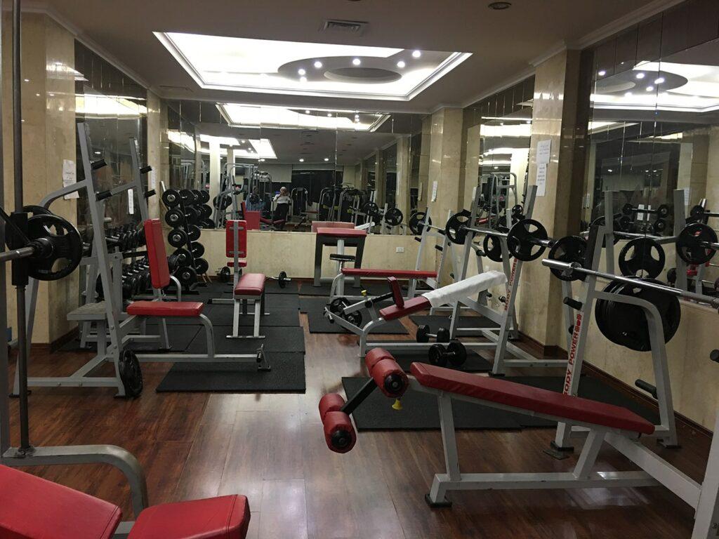 Heavy Duty Gym Equipment 14