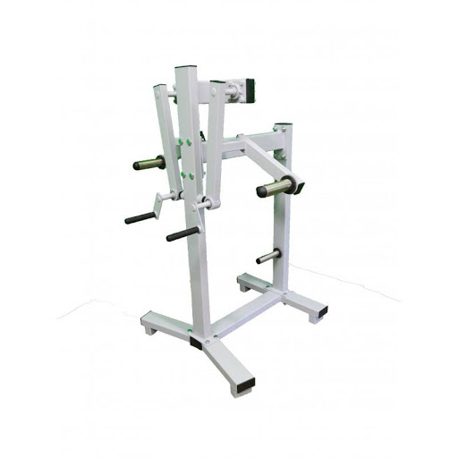Standing Lateral Raise Machine 7