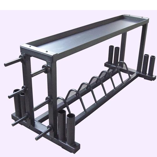Gym Accessory Storage Rack 14