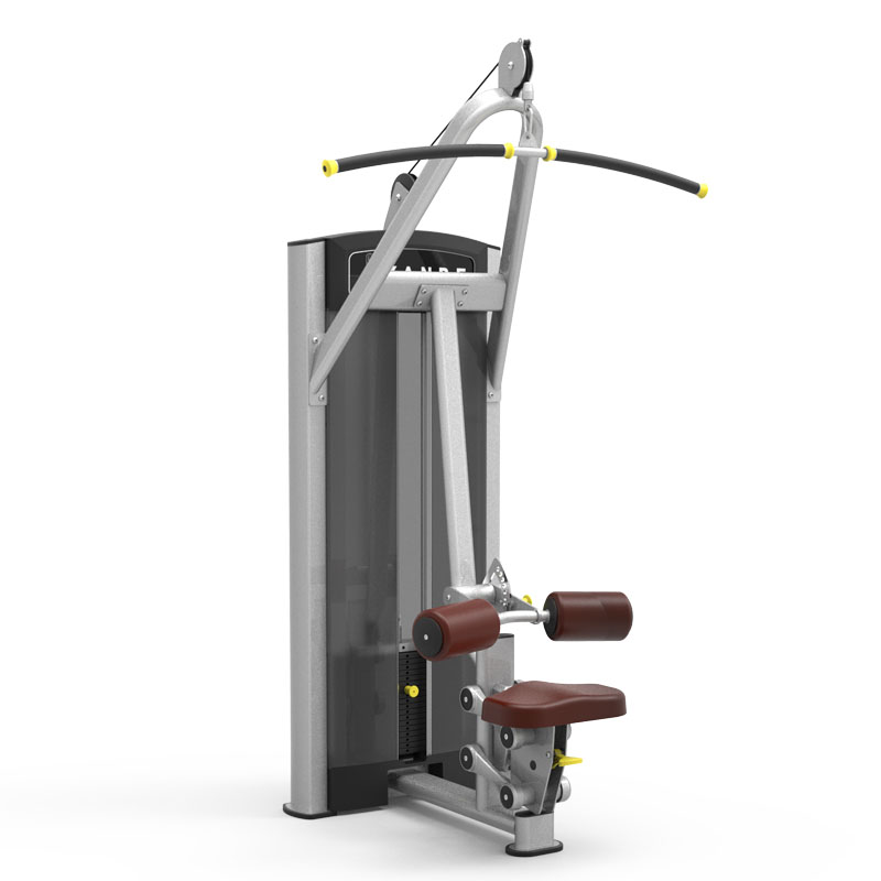 Commercial Lat Pulldown Machine 1