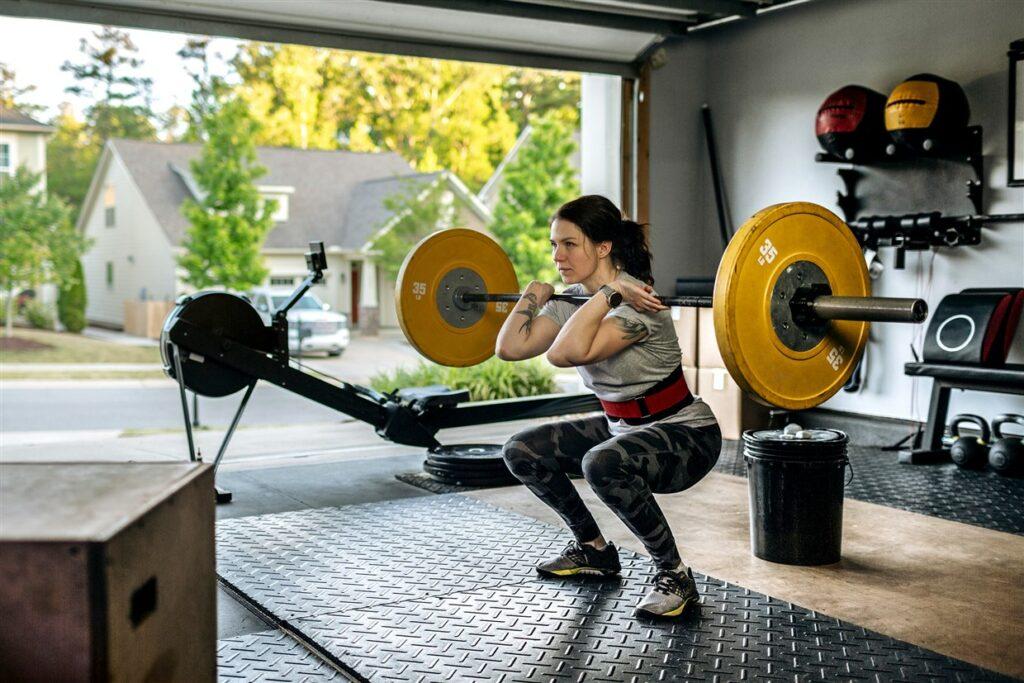 Free Weight Equipment 23