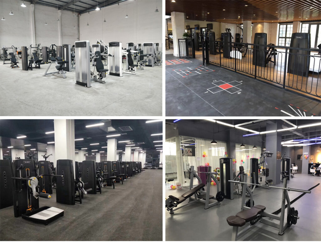Commercial Multi-Station Gym Equipment 20
