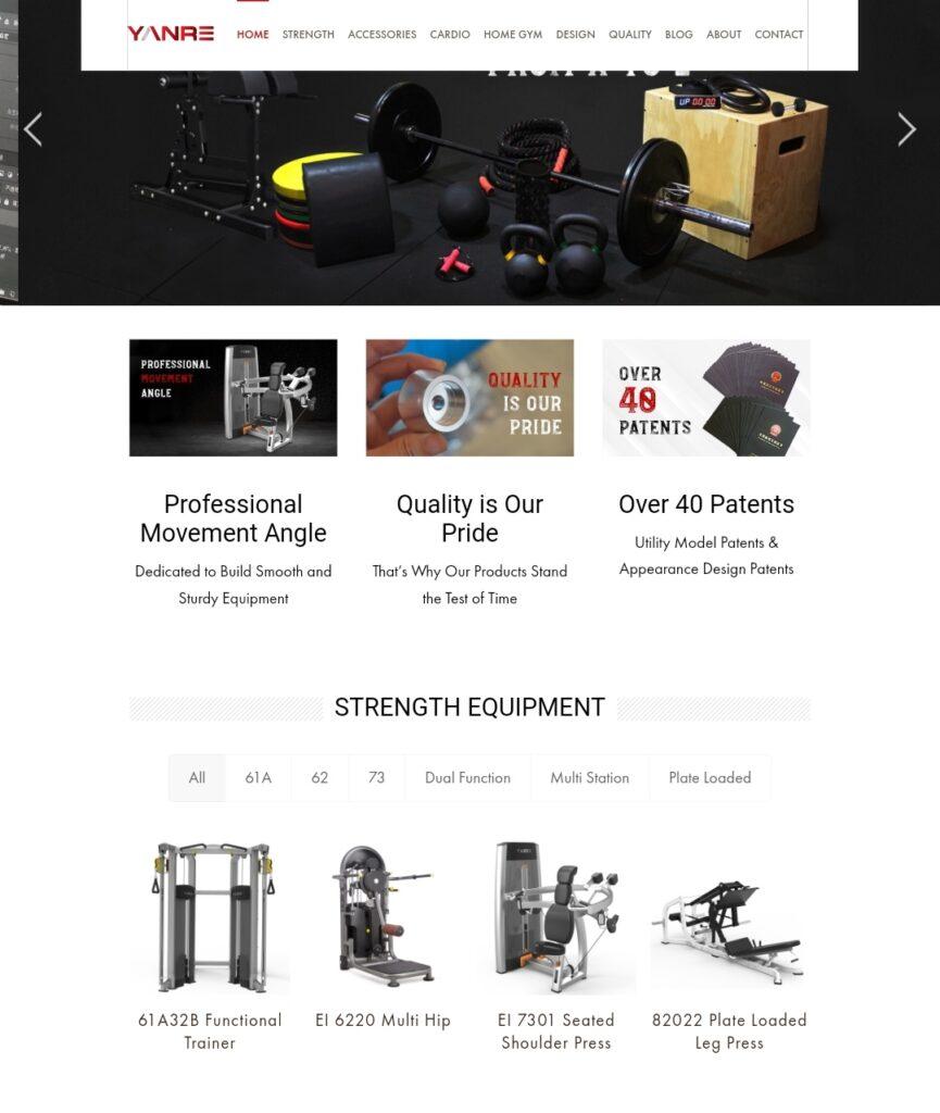 Commercial Fitness Equipment 22