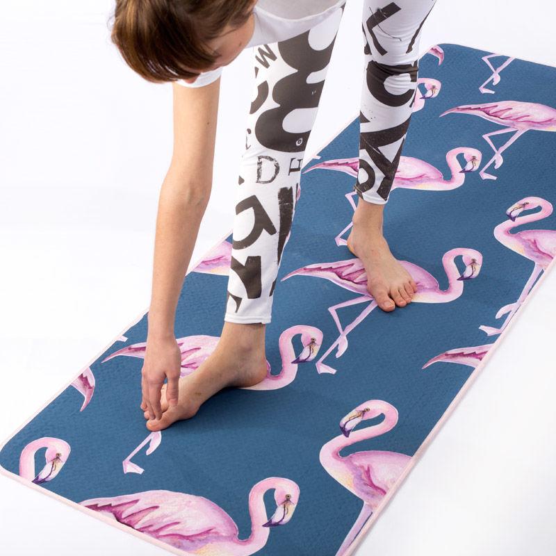 Custom Yoga Mats with Logo 12