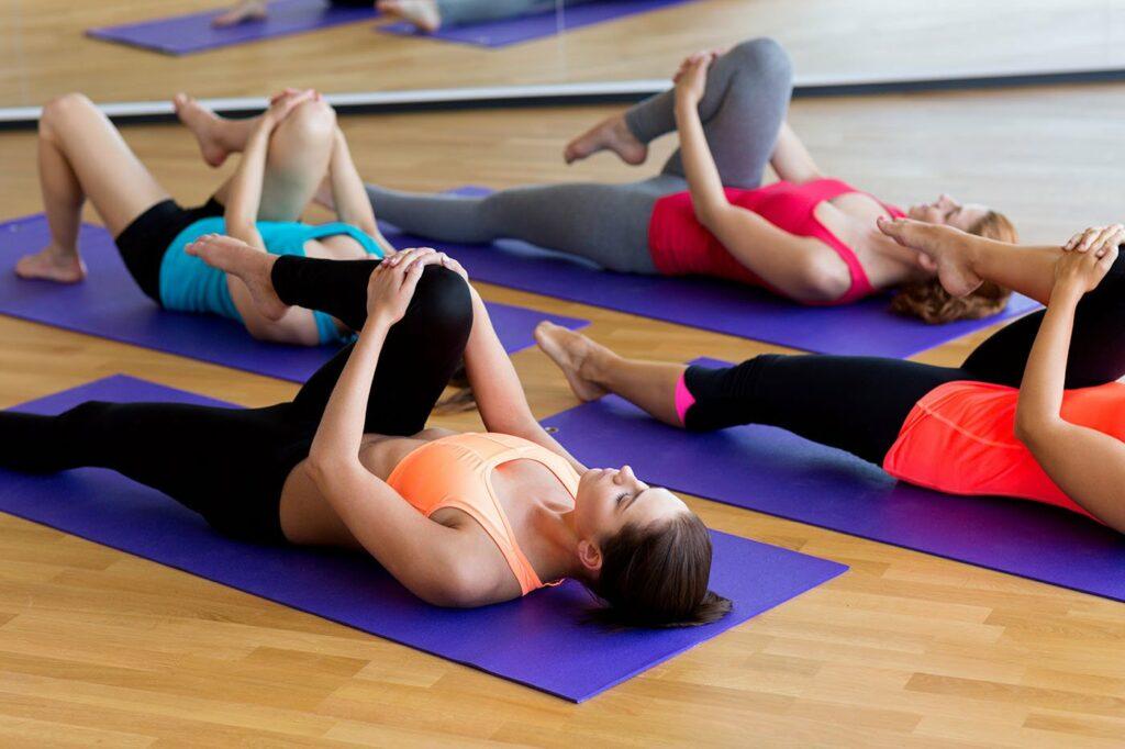 Custom Yoga Mats with Logo 15