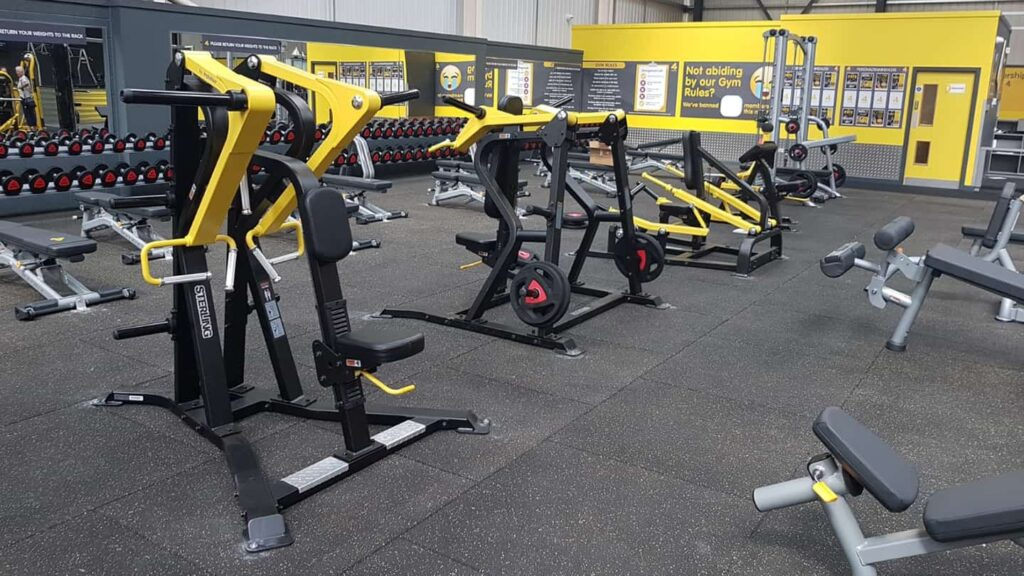 Custom Gym Equipment Manufacturers 1
