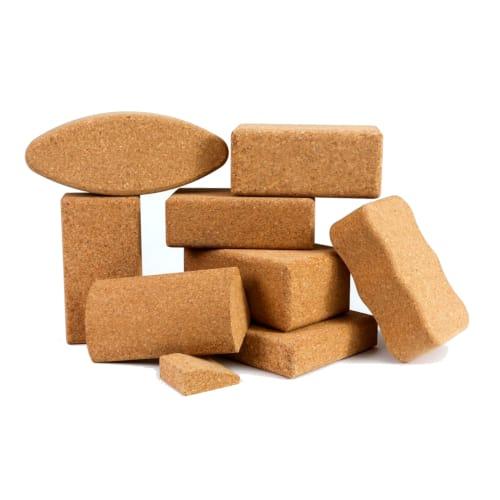 Wholesale Cork Yoga Blocks 2