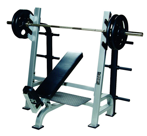 Commercial Bench Press Rack 8