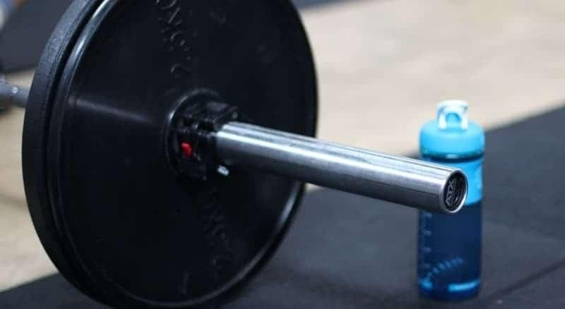 Commercial Barbell Set 15
