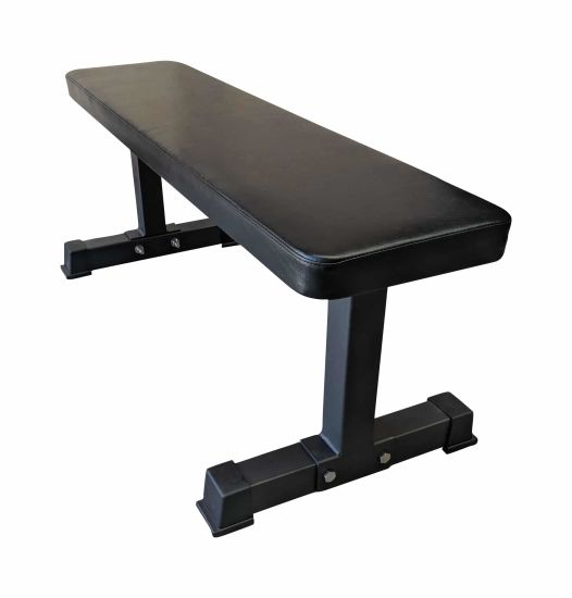 Commercial Flat Weight Bench 11