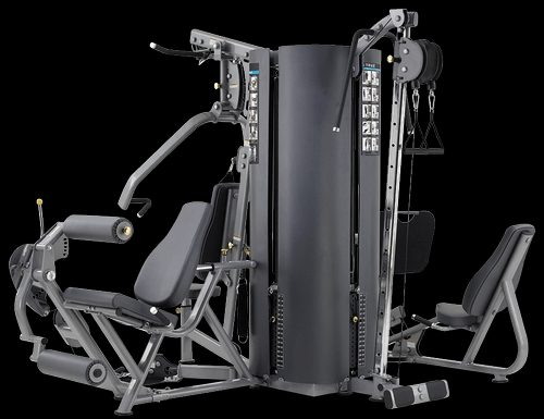 5 Station Gym Equipment 12