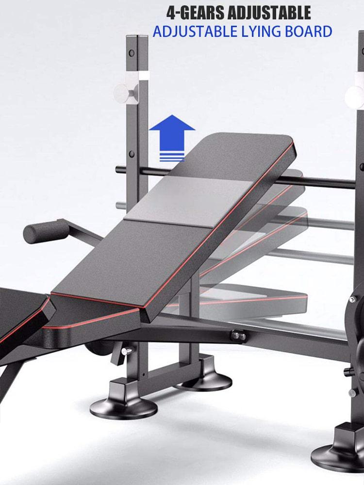 Hydraulic Bench Press Machine 3