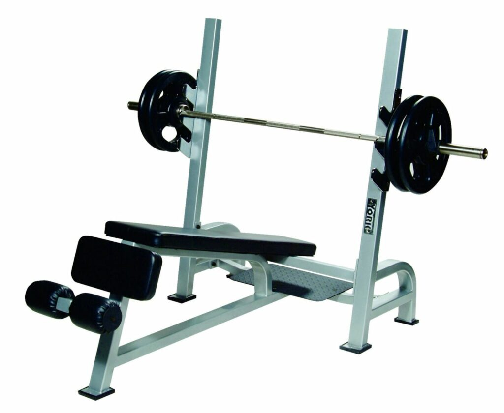 Commercial Bench Press Rack 9