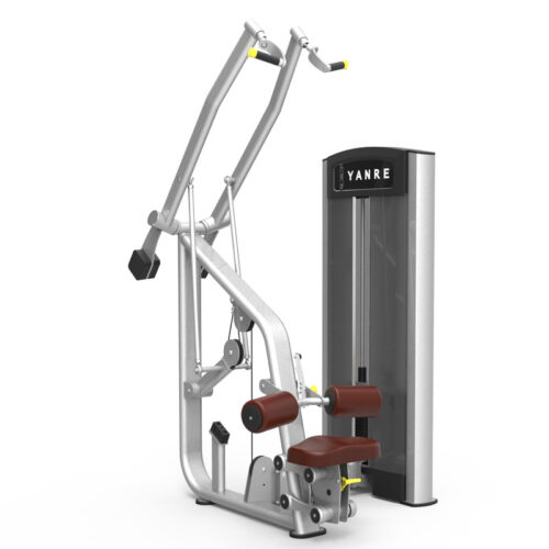 Commercial Lat Pulldown Machine 11