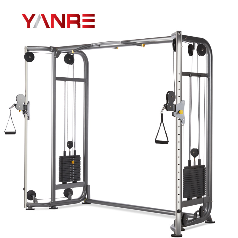 Smith Machine with Cable Crossover 1