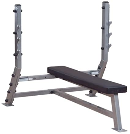 Commercial Flat Weight Bench 12
