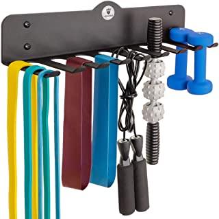Gym Accessory Storage Rack 1