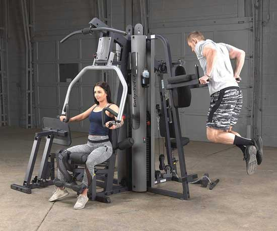Commercial Multi-Station Gym Equipment 13