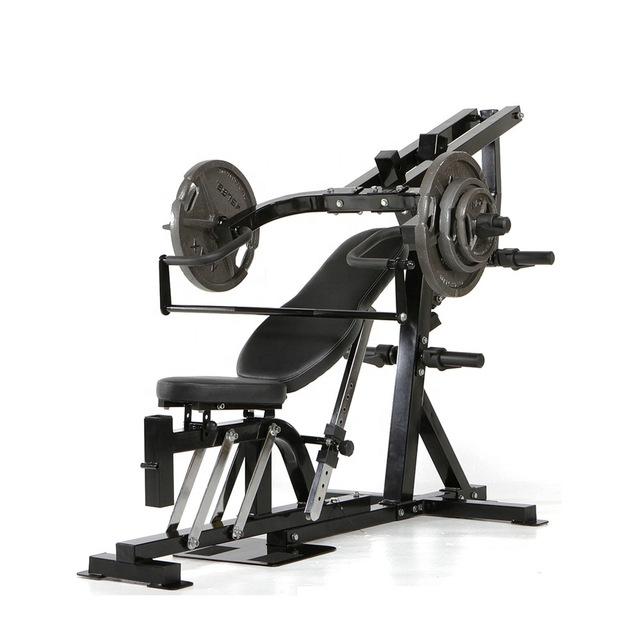 Hydraulic Bench Press Machine 6