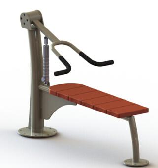 Hydraulic Bench Press Machine 4