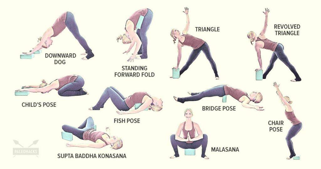 Wholesale Cork Yoga Blocks 4